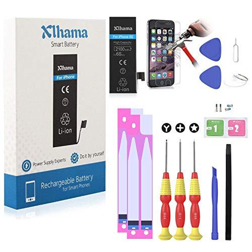 Xlhama Batería Alta Capacidad compatible iPhone 6S