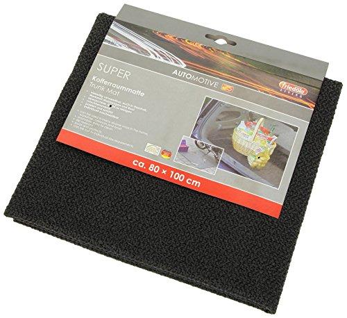 Preisvergleich Produktbild Antirutschmatte für Kofferraum # Made in germany # 80 x 100 cm # Schmutzfangmatte schwarz