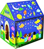 #2: Awals Light House - The Tent House with LED Lights for Kids