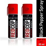 Newish : Powerful Black Pepper Spray Self Defence for Women Pack of 2 (Each : 55 ml / 35 gm)