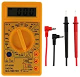 OBEST NIU Digital Multimeter Digitalmultimeter Spannungsmesser Strommessgerät Spannungsprüfer Messgeräte LCD-Bildschirm Widerstand Akku DT-830B LCD-Display multifunktional Equipment Werkzeug