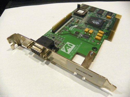 AGP-Grafikkarte ATI 3D Rage Pro AGP2x ID342