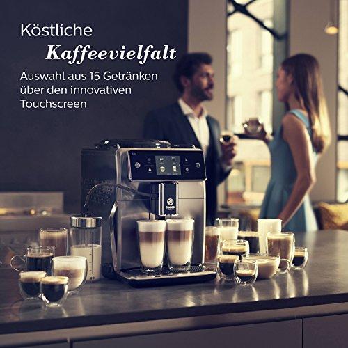 preisvergleich saeco xelsis sm7685 00 kaffeevollautomat innovativer willbilliger. Black Bedroom Furniture Sets. Home Design Ideas
