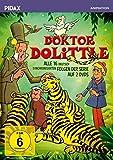 Doktor Dolittle / Alle 16 deutsch synchronisierten Folgen der Kult-Serie (Pidax Animation) [2 DVDs]
