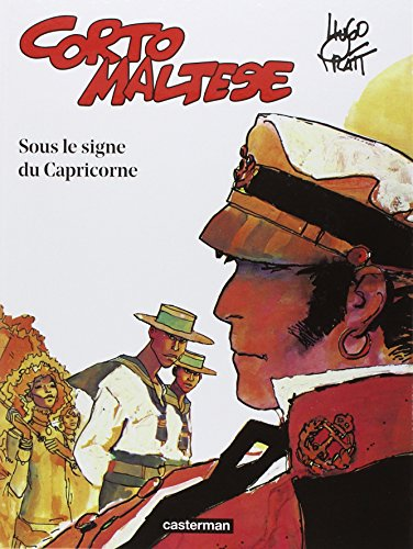 Corto Maltese Couleur, Tome 2 : Sous le signe du Capricorne (Nouvelle édition 2015) par Pratt Hugo