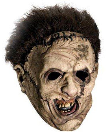 Deluxe Leatherface Vinyl (Halloween Maske Leatherface)