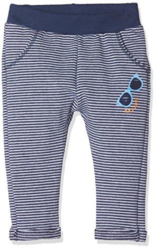 Sanetta Sanetta Baby-Jungen Jogginghose 114233 Blau (Moon Blue 5866) 56
