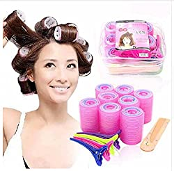 New Standard Beauty Rollers Hair Curlers SOFT HAIR CURL Set