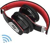 Noontec ZORO II Wireless On-Ear Headphones Bluetooth 4.0 Award-winning Sound with 35-Hour Playtime, NFC and AptX