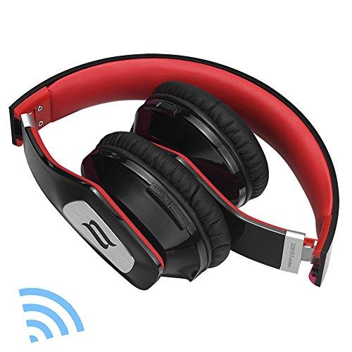 Noontec ZORO II Wireless Auriculares Premiado Estéreo On-Ear AptS y 35 Horas Tiempo de Reproducción