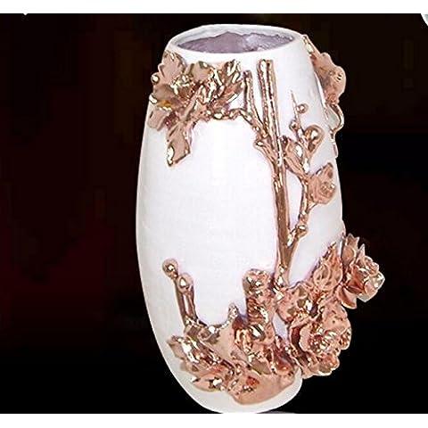 midtawer Artware resina; Cinese Pittura vasi continental