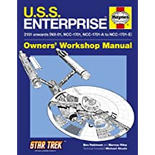 U.S.S. Enterprise Manual (Haynes Owners Workshop Manual)