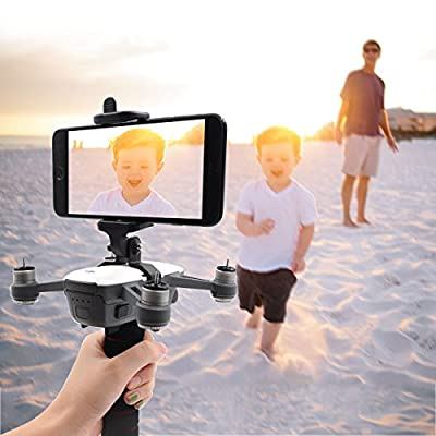 Camera Handheld for DJI SPARK Drone Stabilizer Bracket Cinema Tray