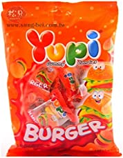 Yupi Gummy Burger, 144g