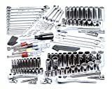 Craftsman 9–33141Standard Mechaniker-Werkzeug-Set, 140–tlg.