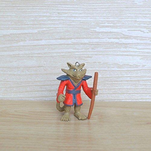 Ninja Turtles Meister Splinter Figur Sammelfigur 5 cm - Ninja Turtle Splinter