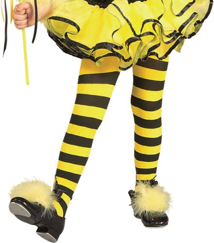 Private Island Bumble Bee Tights - Kleinkind