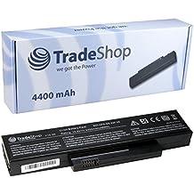 Trade batería de 4400 mAh para FUJITSU-SIEMENS FUJITSU SIEMENS Esprimo Mobile V5515 V55150 V5535 V5555 V6555 V-6555Amilo Li1703 SMPEFSSS22E04 SMPEFSSS22E06 SDIHFSSS22F06 equivalente a
