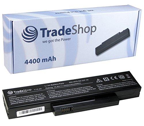 Hochleistungs Laptop Notebook AKKU 4400mAh für FUJITSU ESPRIMO Mobile V5535 V-5535 ersetzt S26391-F6120-L470 FOX-EFS-SA-XXF-04 FOX-EFS-SA-XXF-06 SMP-EFS-SS-20C-04 SMP-EFS-SS-20C-06 SMP-EFS-SS-22E-04 -