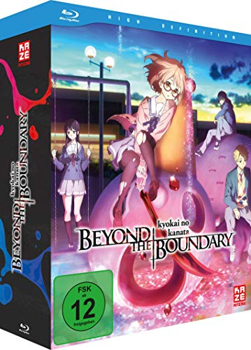 Beyond the Boundary - Kyokai no Kanata - Gesamtausgabe - [Blu-ray]