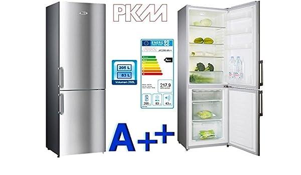Side By Side Kühlschrank Pkm : Pkm kg kühl gefrier kombination a kwh jahr