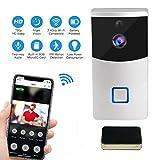 Best Bell Hd Cables - Pawaca Wi-Fi Video Doorbell,Smart Doorbell 720P HD Wifi Review