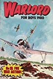 WARLORD for boys 1980 ( annual ) `no1 for war action!`