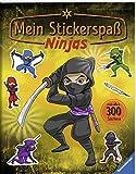 Mein Stickerspaß: Ninjas