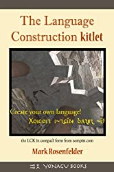 The Language Construction Kitlet (English Edition)