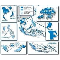 Garmin City Navigator For Southeast Asia NT Mapping Micro/SD Card