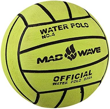 Mad Wave m078101010W Bola–Verde, talla única