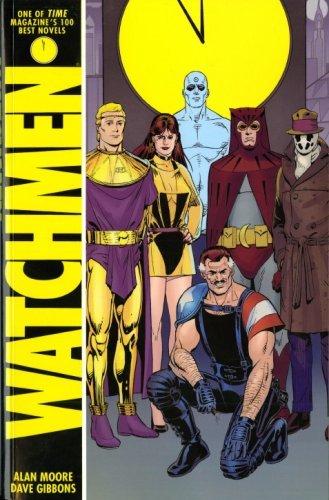 Watchmen by Alan Moore (1987-08-02)