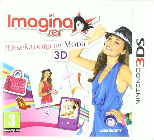 Imagina Ser Diseñadora De Moda 3D