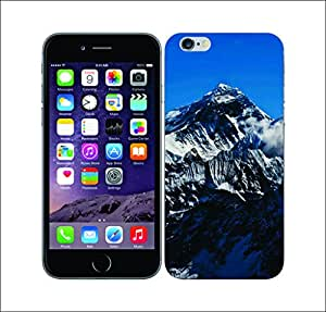 Galaxy Printed 1919 Famous Landmark Mount Everest Hard Cover for Apple Iphone 6 Plus