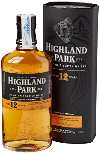 Highland Park - Whisky, 12 años, 700 ml