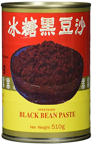Wu Chung Schwarze Bohnen Paste, 3er Pack (3 x 510 g)