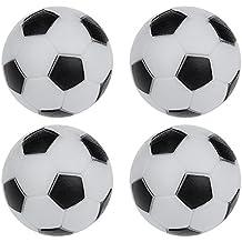 xhorizon(TM)MW8 Mini Schwarz & Weiß Tischfußball Foosball Ersatz Fußbälle