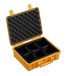 B&W International 1.2809/O/RPD Valise étanche pour Appareil Photo Anti-choc Type 10 Orange