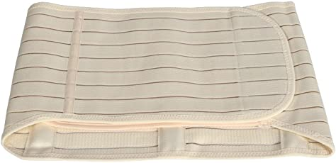 Mee Mee Post Natal Maternity Support Corset Belt - Large (Beige)