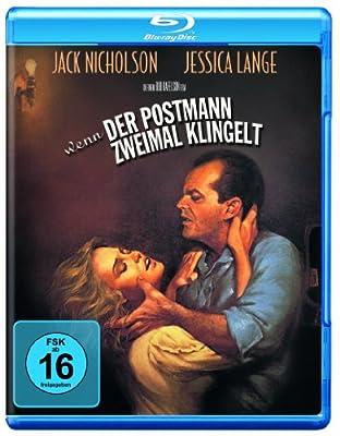 Wenn der Postmann zweimal klingelt [Blu-ray]