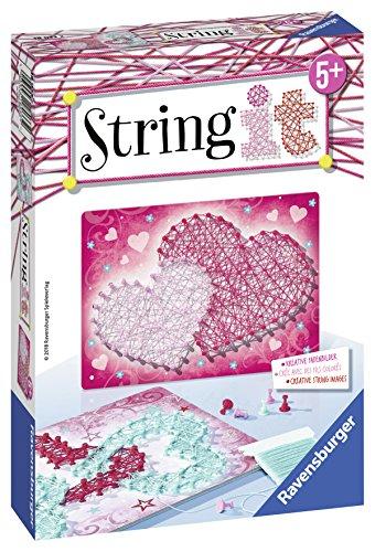Ravensburger 18033 String It Mini: Heart