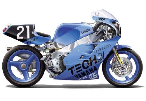 Yamaha YZF750 Tech21 Racing Team 1987 Suzuka 1/12 scale Fujimi [JAPAN] [Toy] (japan import)