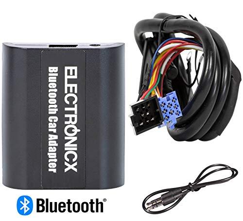 Electronicx BTA-VW8 Adapter mit Bluetooth-Modul für Bluetooth Freisprecheinrichtung Aux passend für VW Skoda Seat
