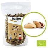 Paranüsse bio natur Jalall Dor - 1kg  Superfood BIOzertifiziert  frisch abgefüllt  größter natürlicher SELEN-Lieferant  natürliche ARGIN- & ZINK Quelle  Paranuss bio  Nüsse bio 1 kg, 1000g