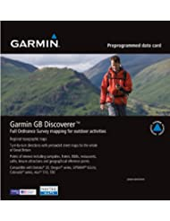 Garmin GB Discoverer - Lake District (Großbritannien) (UK Import)