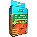 Westland John Innes Reife Pflanze Kompost Nr. 3 10l