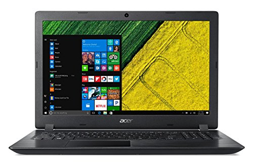 Acer Aspire 3 A315-51-356P UN.GNPSI.001 15.6-inch Laptop (Core i3-6006U/4GB/1TB/Windows 10/Integrated Graphics), Obsidian Black