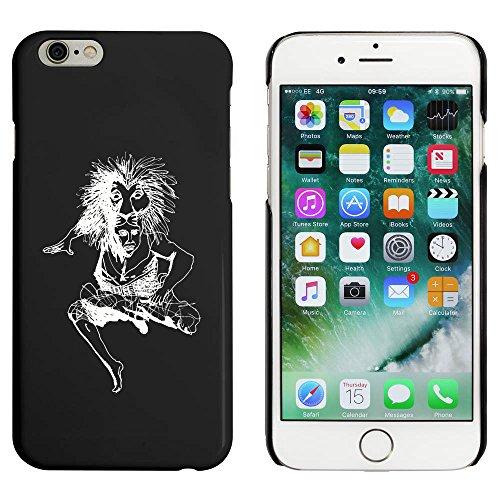 Schwarz 'Löwe Kostüm' Hülle für iPhone 6 u. 6s (MC00049785)
