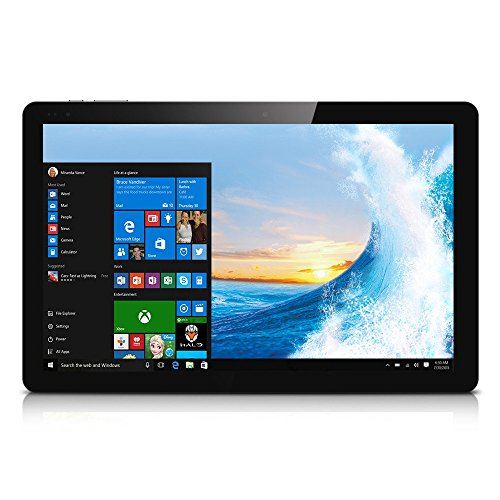 CHUWI Hi10 Pro 2 in 1 Tablet 10.1 Inch Tablet PC - Windows 10 + Android 5.1 64bit Quad Core 1.44GHz 4GB RAM 64GB ROM , IPS 1920x1200 Full HD Tablet PC Support WIFI, Dual Cameras Function, Gray (CHUWI Hi10 Pro Tablet)