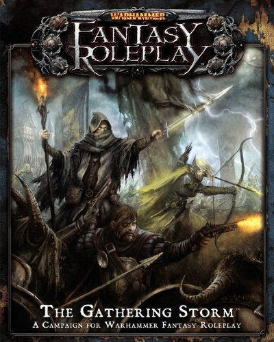 The Warhammer Fantasy Roleplay